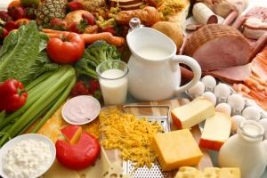 Dinh dưỡng cho người già