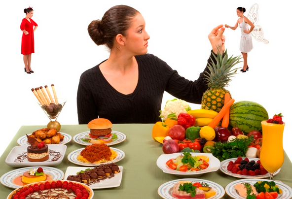 Chế độ ăn kiêng lành mạnh