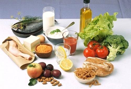 Các món rau tươi được ưa chuộng trong mùa hè cũng là thực đơn được nhiều gia đình lựa chọn.