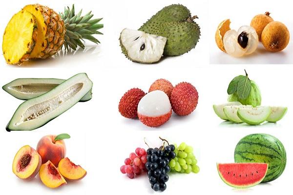 Các loại hoa quả mà bà bầu không nên ăn gì?