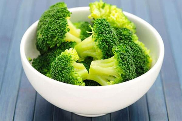 Súp lơ là thực phẩm giàu protein tốt cho sức khỏe